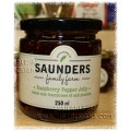 Saunders Raspberry Pepper Jelly - Made in BC