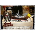 "Creston Christmas Gift Basket Series - ""Creston Christmas Pleasures"""