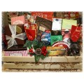 Deluxe Entertainer Gourmet Gift Baskets - Creston BC Delivery