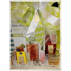 TAKEYA ICED Tea Maker Gift Basket - Perfect Wedding Gift Idea