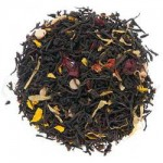 Caramel Cherry Cheesecake Premium Loose-leaf Tea - Creston BC TEA