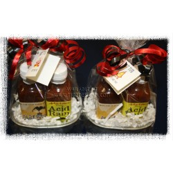 Hot Tub Gift Basket - Hot Sauces made in Calgary AB