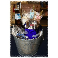 Kokanee Man Cave Beer & Snack Bucket