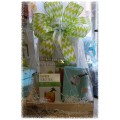 TAKEYA Flash Chill Iced Tea Pitcher & Tea Gift Basket