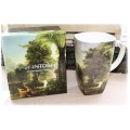 "McIntosh Fine Bone China - Cole ""The Voyage of Life"": Youth Grande Mug"