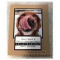 For the Love of Critters Pet Greeting Cards - Birthday (Murphy)