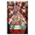 Gourmet Snackin' Gift Basket - Featuring Mrs. Palmers Pantry Antipasto