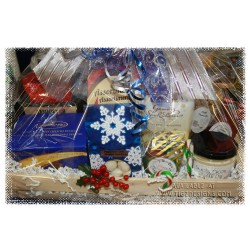 Festive Sweet & Savory Gift Basket - Creston BC Gift Baskets