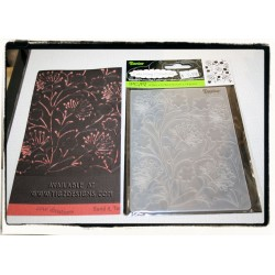 Embossing Folder - Dandelion
