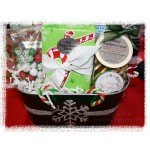 Christmas Bruttles & More Gift Basket