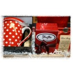 Tea Time Tea & Chocolate Gift Basket - Creston BC Gift Basket delivery