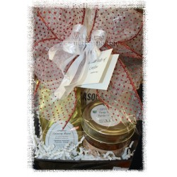 """A Little Taste of Creston"" Gift Basket - Creston BC Gift Basket Delivery"