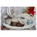 Wedding or Anniversary Romance Basket - Includes local Wine