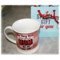 Diner Style Mugs (with assorted sayings) & Gift Bag or Gift Box from History & Heraldry