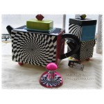 ULU - Large, Colorful, FUN Teapot