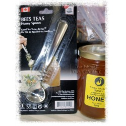 Bee's Knees Tea n' Honey SPoon