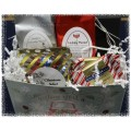 Christmas Tea & Chocolate Box style Basket