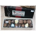 Callebaut Belgian Chocolate Covered Nuts & Caramels - Charlie's Chocolate Factory