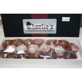 Charlie's Chocolate Box of Snowballs & Cherries - 1/2 lb