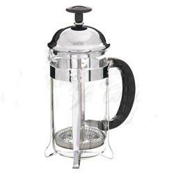 Chantilly Chrome Tea or Coffee Press - 2 cup