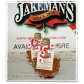 Jakeman's Maple Syrup - Autumn Leaf Glass Bottle 40ml