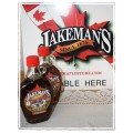 Jakeman's Maple Syrup - Kent Glass 250ml