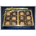 Chocolate Salted Caramels - 12 pc Box