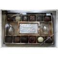 "Assorted Chocolates, Hedgehogs &  Foiled ""Thank You"" Plaque"