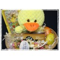 Easter Chick Gift Basket