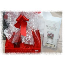 Orange Pekoe Tea & Sweets Gift Basket