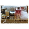 Serenity Spa Gift Basket with Serene SPA Gift Certificate Option