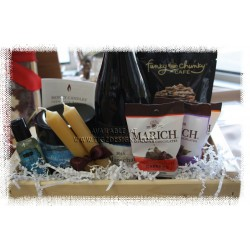 A Few of Her Favorite Things - Gift Basket