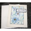 Encaustic Elements - Birthday Card #19-12