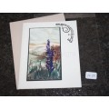 Encaustic Elements - Greeting Card #19-23