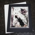 Encaustic Elements - Note Card #19-47