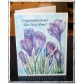 Laura Leeder, Creston artist - NEW HOME Greeting Cards