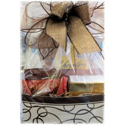 A Chocolate Affair Gift Basket 01 - Creston BC Gift Baskets