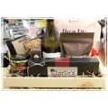 Local Wine & Gourmet Sweet & Savory Gift Basket - Creston BC Gift Basket Delivery