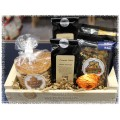 Sweet Treats & Tea Gift Basket