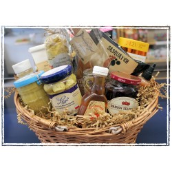Gourmet Goodness Gift Basket - Creston BC Delivery