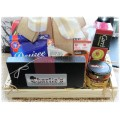 All-Occasion Sweets and Savory Gift Basket - Creston Gift Baskets