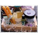 Bubbles & Bliss Gift Basket - 02