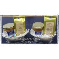 Creston Tea & Honey Gift Basket