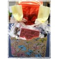 Belgian Chocolate Plaque Gift Baskets - Mother's Day or Birthday