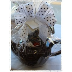 Cornwall Teapot Gift Basket - Creston Gift Basket Delivery