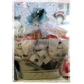 Popcorn Lover's Deluxe Gift Basket - Creston GIft Baskets