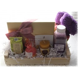 Bubbles & Bliss Gift Basket - Perfect Mother's Day Gift Idea