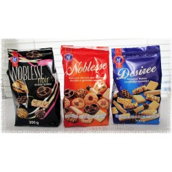 Hans Freitag Noblesse Biscuits & Wafers - 300g