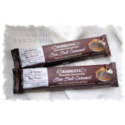 Barkleys Sea Salt Caramel Bar - Creston Gift Baskets