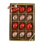 Hedgehogs Box of 12 - Made with Pure Callebaut Chocolate